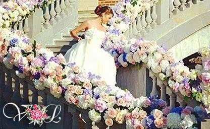Сайт свадебного агентства.