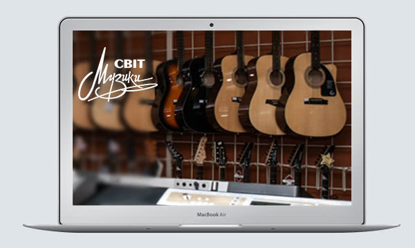 <p>Website of online store for musical instrument with broad selection and good prices</p>