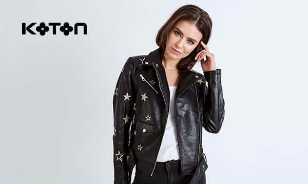 <p>Магазин модного одягу «КОТОН». Чудовий вибір, адекватна вартість.</p>