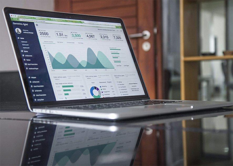 Веб аналитика сайта для мобильного приложения