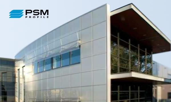 <p>Компанія спеціалізується на виробництві покрівельних та фасадних матеріалів</p>