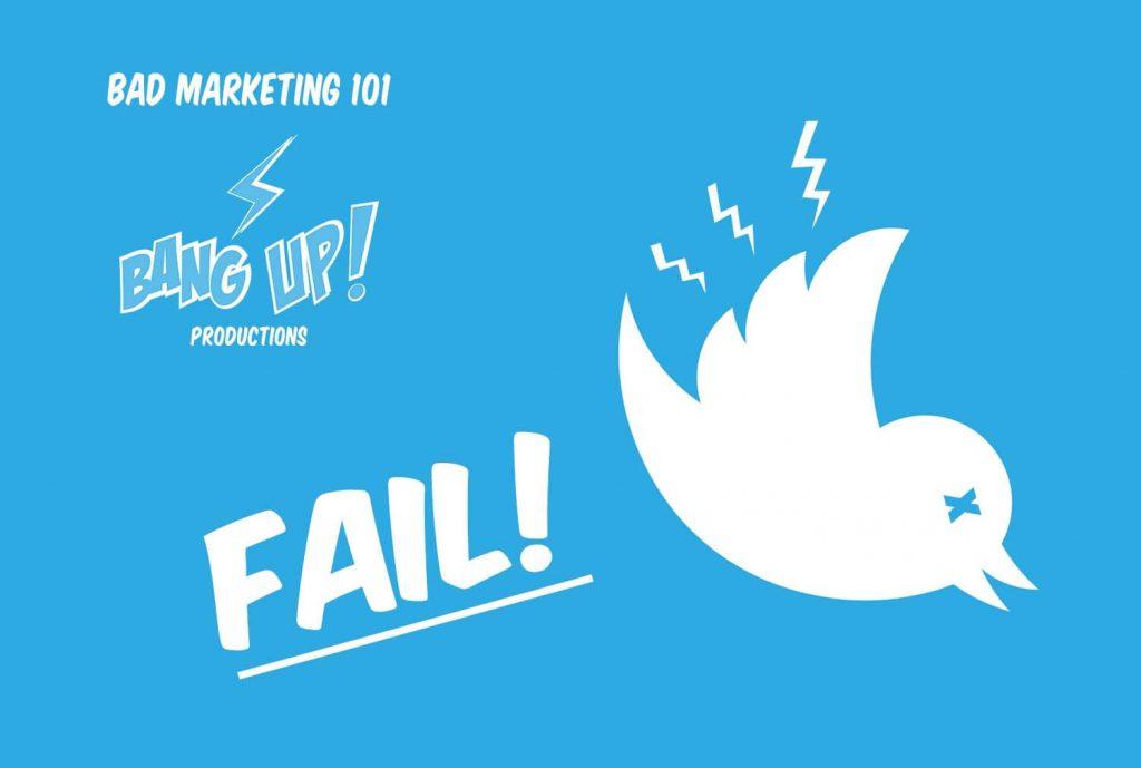 Погана маркетингова стратегія